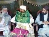 What gift did Shaykh Hashim Al Madani(Owner of Keys of Roza of Huzoor alaihisalam) gave to Tahir ul Qadri and Minhaj ul Quran
