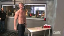 Bachelor Sean Lowe Goes Shirtless