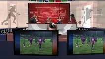 AFRICA24 FOOTBALL CLUB du 02/02/13 - Le jeu du Burkina Faso - partie 1