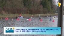 FINALE 2 (200m) K1 HOMME JUNIOR - 18e Régate internationale du Pas-de-Calais de canoë kayak