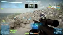 Battlefield 3 Montages - Sniper Kill Montage  8.0