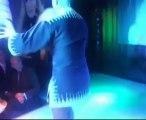 Video montado bailando en madrid Sacri Fan Dancer