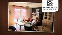 A vendre - appartement - CALAIS (62100) - 2 pièces - 56m²