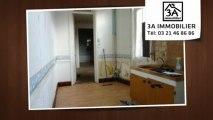 A vendre - maison - CALAIS (62100) - 3 pièces - 100m²