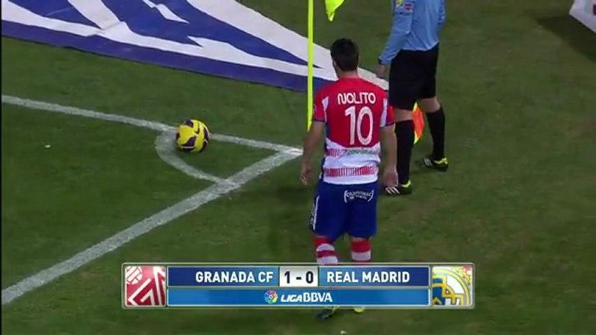 Granada 0 Real Madrid 1
