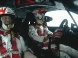 Rallye de Suède - Crash de Mikko Hirvonen