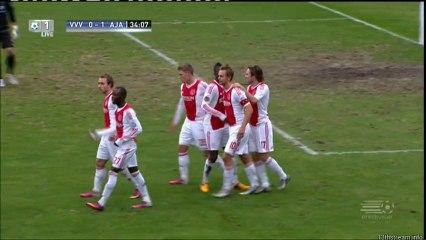 Гол Сим де Йонг · ВВВ-Венло (Венло) - Аякс (Амстердам) - 0:1