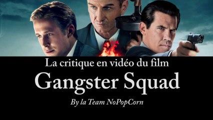 Gangster Squad - Critique du film [VF|HD] [NoPopCorn] - Vidéo Dailymotion