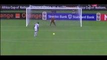 Pénalty de Cheick Diabaté avec le Mali lors de la CAN 2013