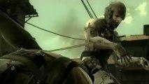 Metal Gear Solid 4 : Raiden Vs. Vamp