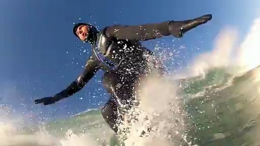GoPro Big-Wave Addicts 2012/13 Episode 4 - Pacific Northwest Crew in Full Force