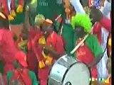 VIDEOS DIRECT CAN 2013-Burkina Faso vs Togo: Les Etalons ouvrent la marque par J. Pitroipa (1-0) (prolongation)