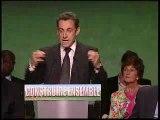 Nicolas Sarkozy à Périgueux