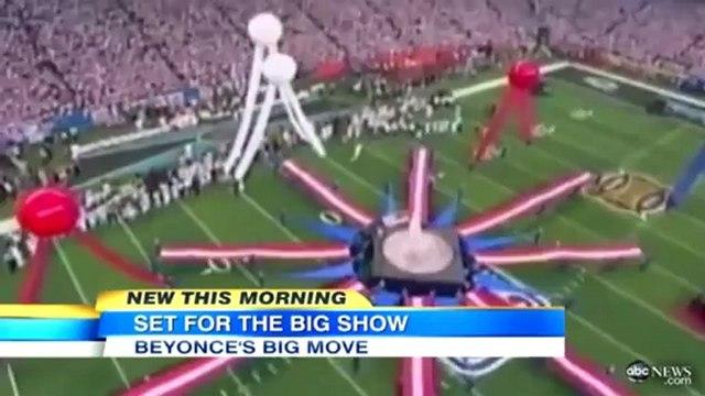 #Beyoncé Knowles performance at Super Bowl 2013