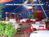 Salle séminaire 77 Seine-et-Marne Franconi Réception