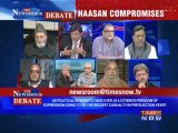The Newshour Debate: Political interests taking over freedom of expression? (Part 2 of 3)