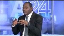 L'INVITE DU JOUR - Emmanuel Nganou DJOUMESSI - Cameroun