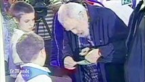 Fidel Castro réapparait dans les médias pour les législatives cubaines