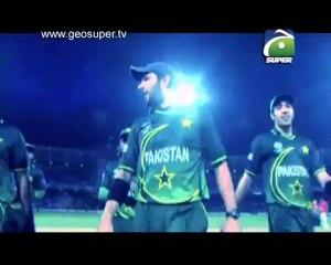 Pakistan vs Afghanistan - Tour 2013 - LIVE on Geo Super