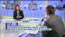 Les stratégies de capitalisation : Sandrine Quilici - 4 février - BFM : Intégrale Placements