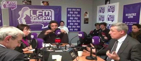 LFM radio, Face à L : Henri Guaino Pt.3