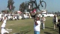 Courses de boeufs, danses de chevaux et tirs à la corde : les Jeux olympiques ruraux en Inde