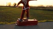 """Part de Noel tirée de la vidéo """"les fils du père Noel"""" réalisée par Johan Desma"""