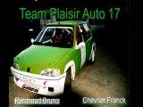 Perrinaud Bruno / Chevrier Franck 106 N1 Rallye saintonge 2005