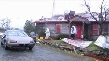 Tempestades e tornados causam caos nos Estados Unidos