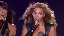#HD  Beyonce Super Bowl Halftime Show, Full 15 Min 2013 Live Performance Feat Destinys Child