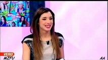 """04/02/13 Vero TV - Marghe conduce il programma Chiacchiere """"Vip: danno il cattivo esempio?"""""""