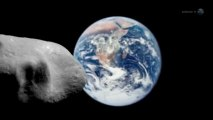 Record-Setting Asteroid Flyby. On Feb. 15th Asteroid 2012 DA14 -- Earth Flyby Reality Check WWW.GOODNEWS.WS
