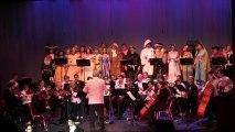 OSD et son  ensemble vocal - Peter Pan - Tu t'envoles