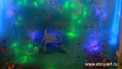 Dream. Рисунки на воде. Эбру - Татьяна Кириллова