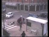 Lecco - Incidenti stradali e lotta ai venditori abusivi (31.01.13)