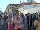 Salida procesión  Virgen del Carmen
