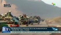 Tropas francesas repelen avanzada tuareg a Bamako