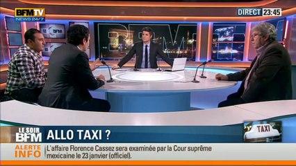 BFM TV: LE SOIR 10/01/2013