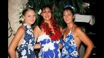 Show de danses tahitiennes