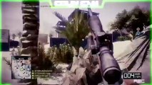 YOUTUBE TEAM-UPS EP. 2 | Jimmy The Snake and DCRU Colin | BF3, Sniping and PTFO