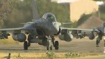 Opération Serval : activités aériennes à N'Djamena