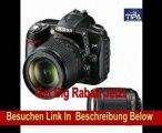 D90 kit 18-55 + 55-200 (Kit mit Linse 18-55 VR + 55-200 DX VR)