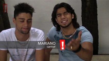 Munhoz e Mariano mandam recadinho de fim de ano para os fãs