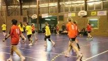 Handball féminin: Cambrai s'enfonce contre Mons-en-Baroeul
