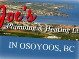 Joe's Plumbing - Osoyoos Plumbers - Osoyoos plumbing and heating