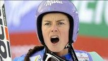 Esqui Alpino - Vonn sufre un espectacular accidente