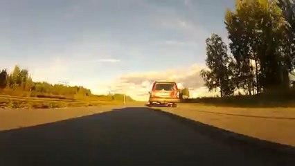 Volvo 245 com motor de Toyota Supra... Uiii