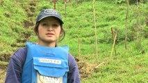 Lebensgefährlich: Kolumbiens Dschungel wird entmint