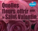 Quelles fleurs offrir pour la saint Valentin ? Séduction amour St Valentin