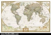 Education Book Review: World Executive Wall Map Laminated (World Maps) (Reference - World) by National Geographic Maps, National Geographic